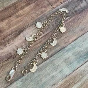 """Authentic 935 Vintage silver Bracelet 6"""""""
